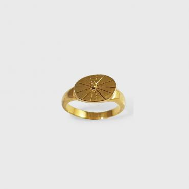 Signet ring Solaire