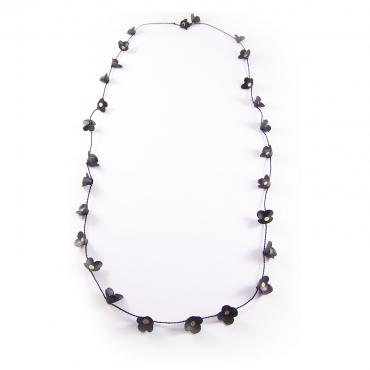 Collier medium Camélia
