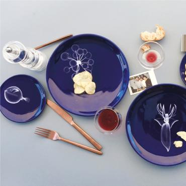 ABYSS • Petite assiette n°4