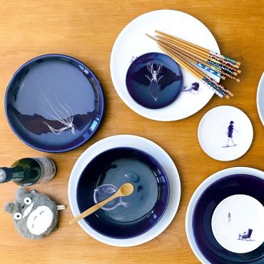 ABYSS • Assiette creuse n°2
