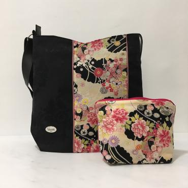 Shoulder bag grand format Tomoko