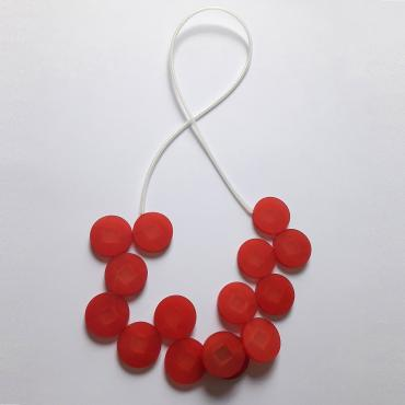 Necklace Cabestan red