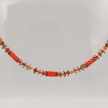 Necklace Pagode collection