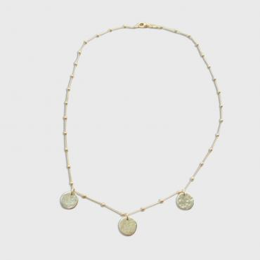 Necklace pleine Lune