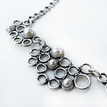 Necklace LUNA 2020 Silver