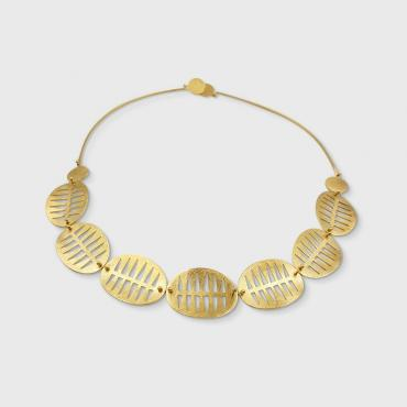 Collier MAKEBA sept éléments
