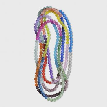 Necklace Multicolor plexiglas