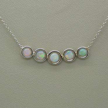 Necklace Opalescence