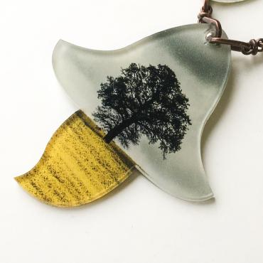 Necklace Paysage L