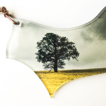 Collier Paysage M