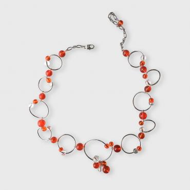 Collier Rithm - Orange