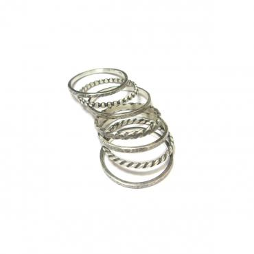 Ring Ethnic Seven-day