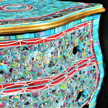Chest of drawers PAJONG