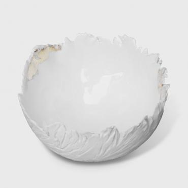 Small bowl in porcelain