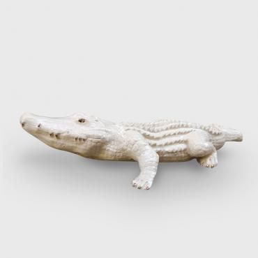 Sculpture Crocodile