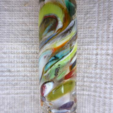 Parisian Spoon multicolor Pearls of glass
