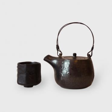 Tea set Blacktea - Collection Iwa