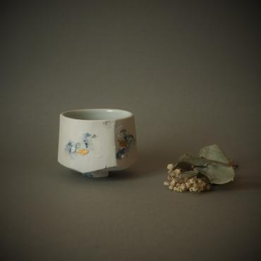 Bowl Yume 2 - Porcelain and gold
