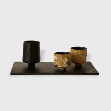 Sake set - Collection Iwa