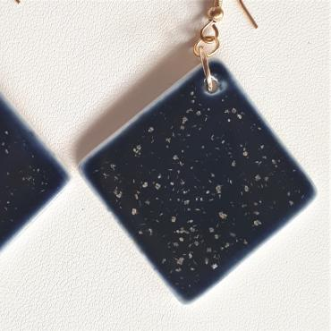 Boucles d'oreilles Collection Starry Losange