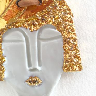 Necklace Les visages d'Aphrodite 5