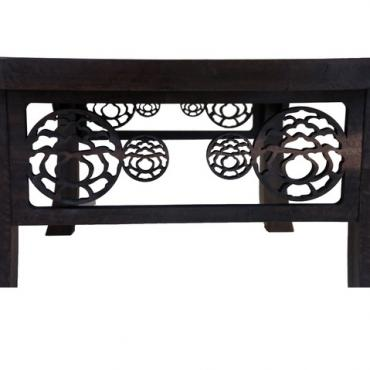 Table basse Pivoine