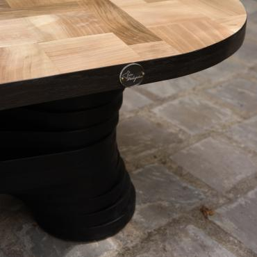 Table basse Noyer
