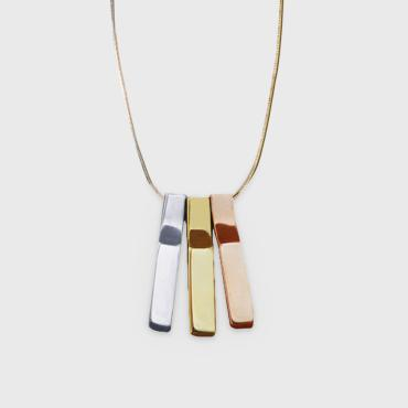 Collier Scala 3C Big vermeil