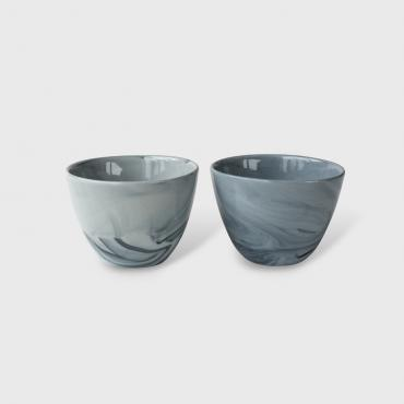 Duo coffee cups - Collection Nuées