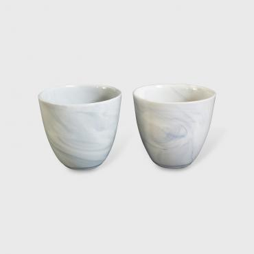 Set of 2 cups - Collection Nuées
