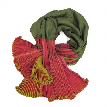 Scarf coulipli multicolore 029