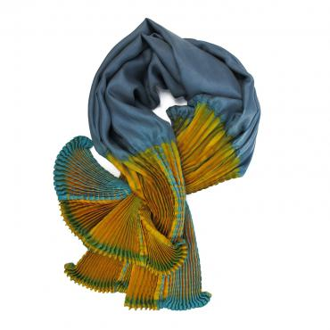 Foulard coulipli multicolore 026