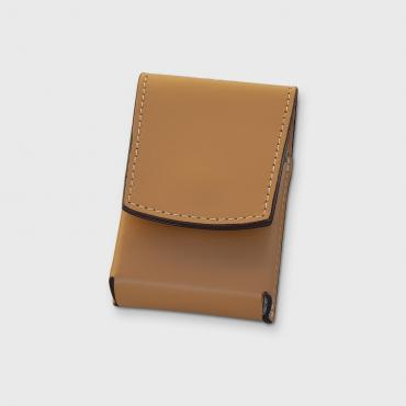 Leather cards case