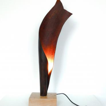 Lampe Flamme