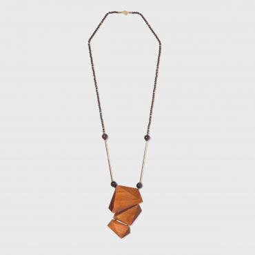 Necklace G Lark orange