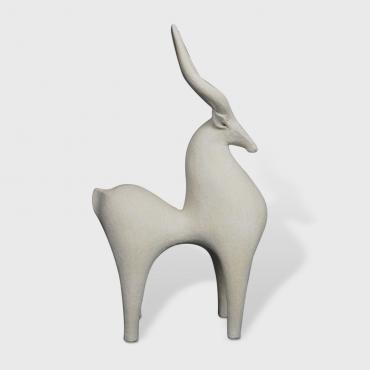 Sculpture GAZELLE