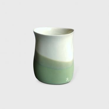 Cup paysage green