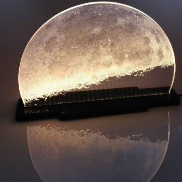 Decorative lamp Moon