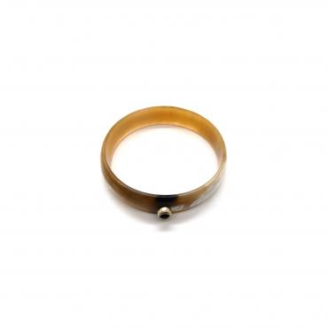Bangle Horn Titanium 15mm