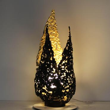 Lamp Sculpture Flamme