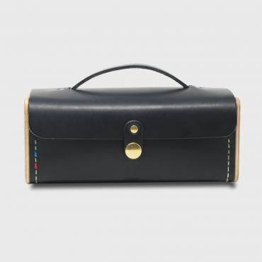 Navy blue case, Le Minimum