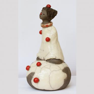 Sculpture Le Petit Clown