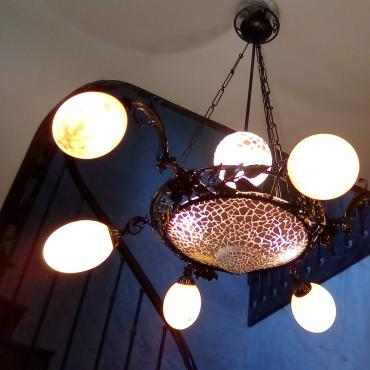 Ceiling light le TITANIC