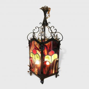 Ceiling light baroque