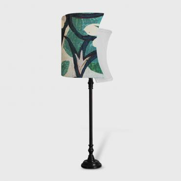 Lamp Aloha blue/green