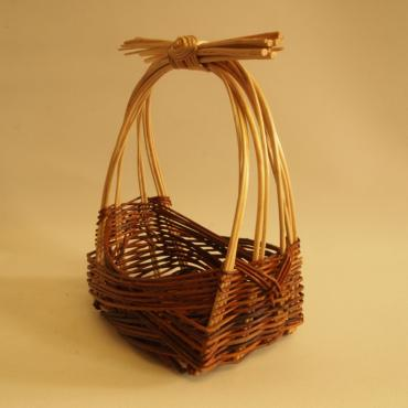 Mini basket zarzo