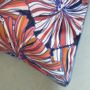 Cushion 30cm x 50cm feather filling