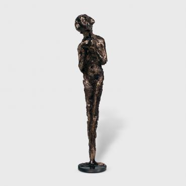 Sculpture Muse Bronze LII