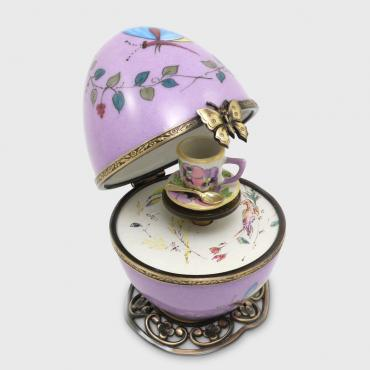 Music box mauve
