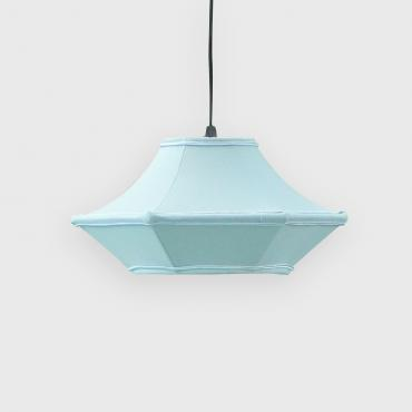 Lampshade Outdoor light blue